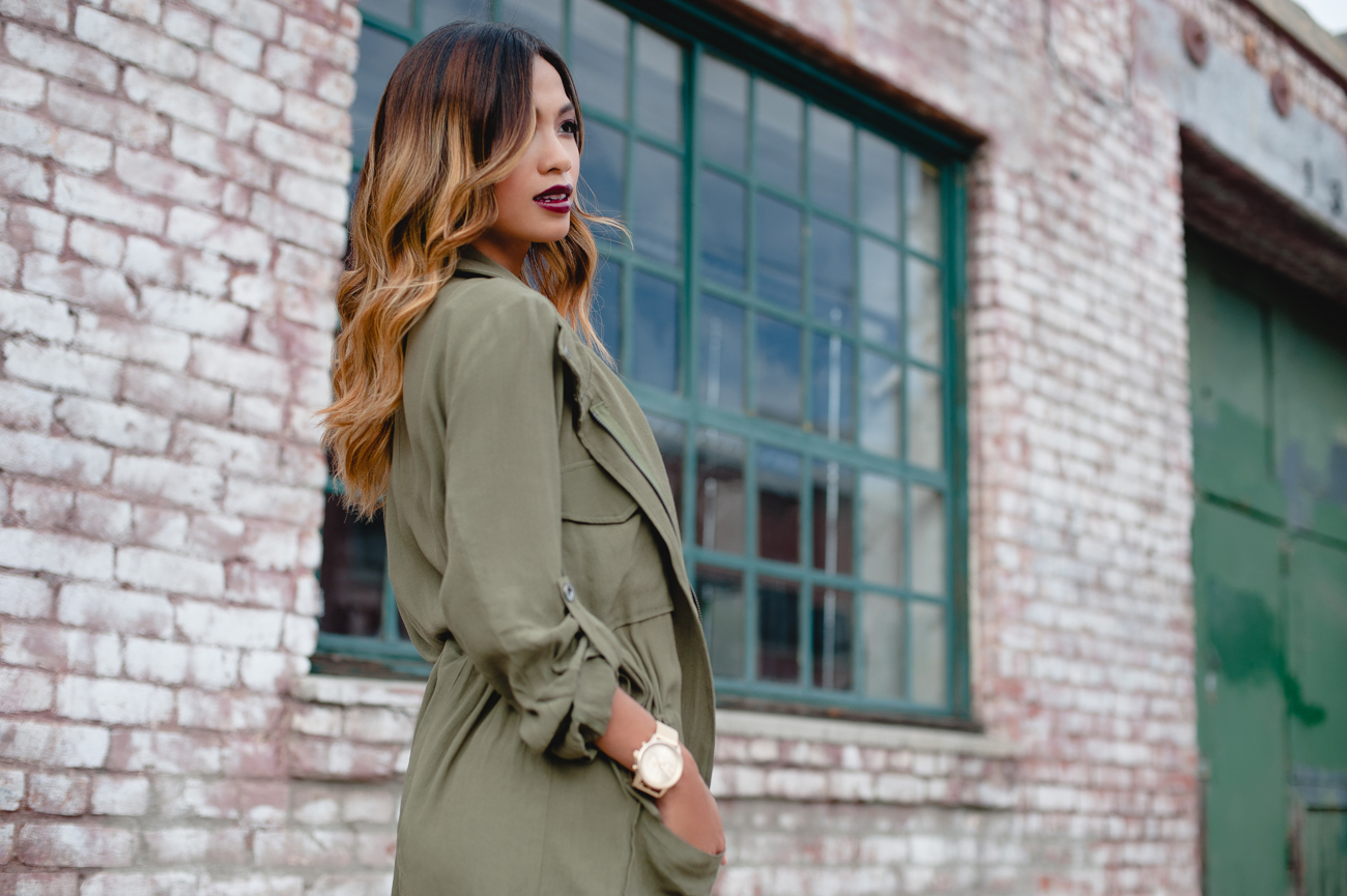 Womens Khaki Jackets from Fashion Nova