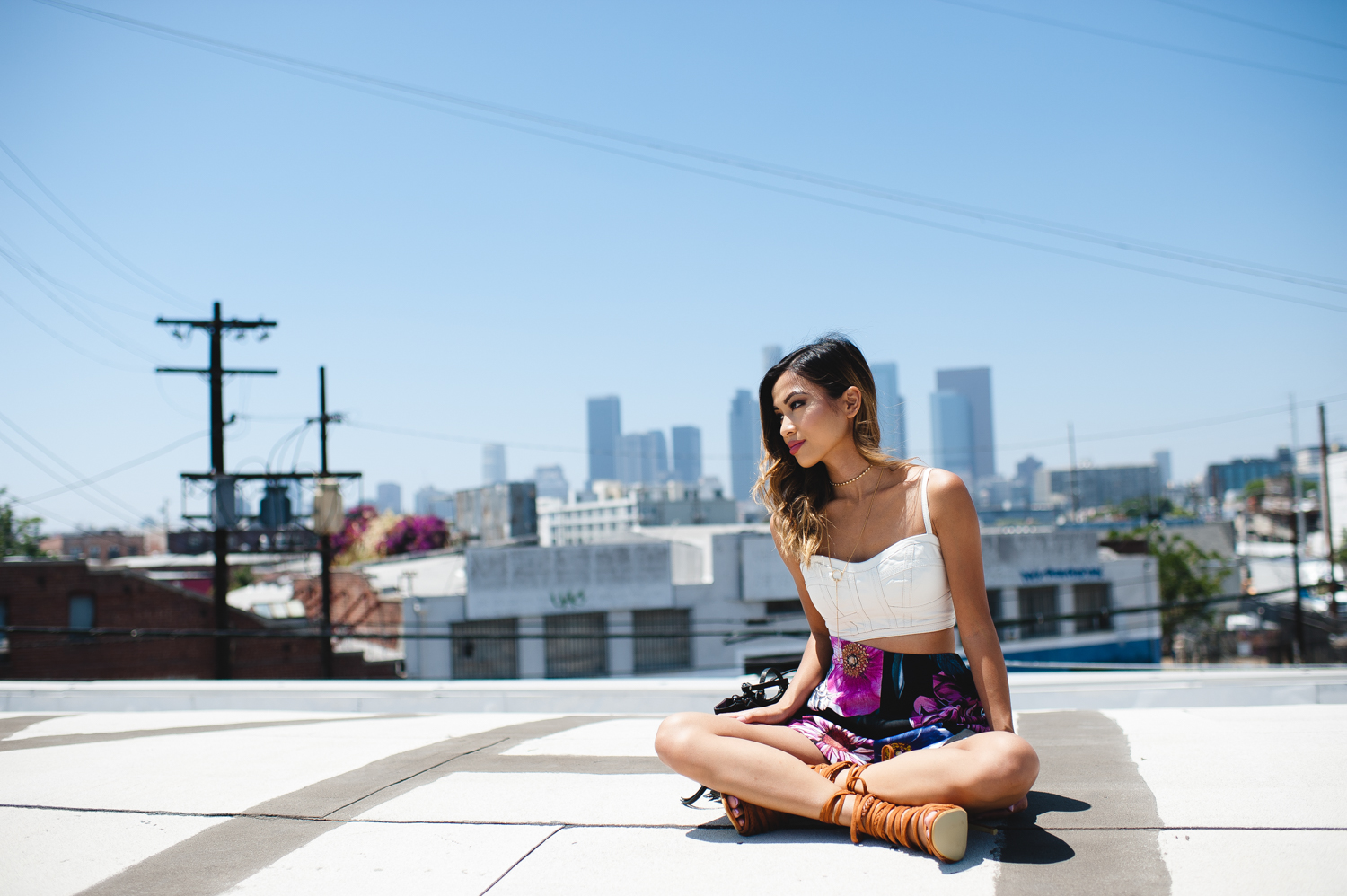 WHAT TO WEAR TO A ROOFTOP